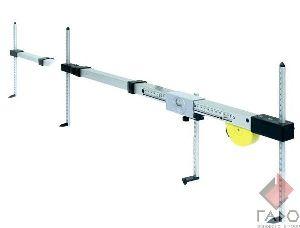 Телескопическая измерительная линейка для жестянщика STANZANI арт.400