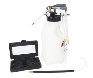 Приспособление для перекачивания масла и технических жидкостей 10л с пневматическим приводом JTC-4252