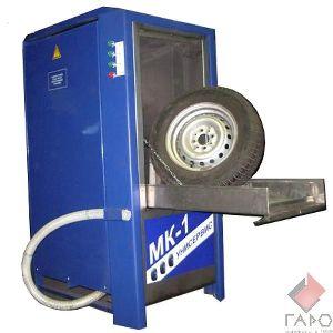 Автоматическая мойка для колес МК-1