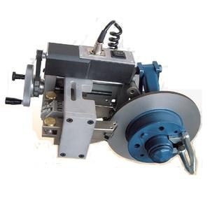Станок для проточки тормозных дисков легковых автомобилей без снятия TD302 (Сомес)