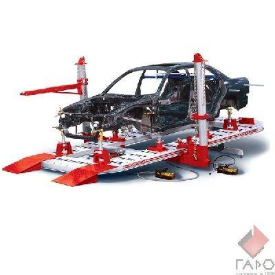 Стенд для правки кузовов Е-110